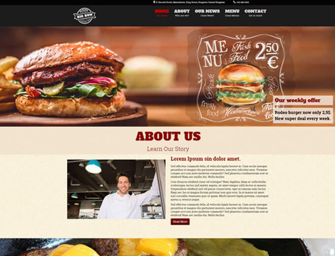 Best Wordpress Themes Ketchup Themes